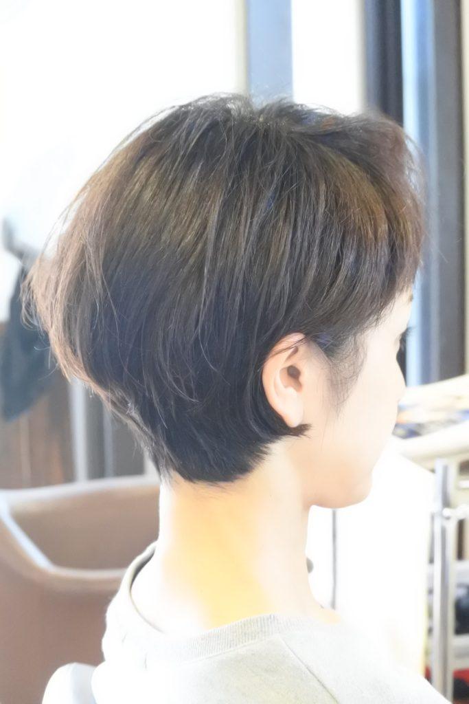 くせ毛じゃないけど髪が膨らむ方へ、ジゼルトリートメント