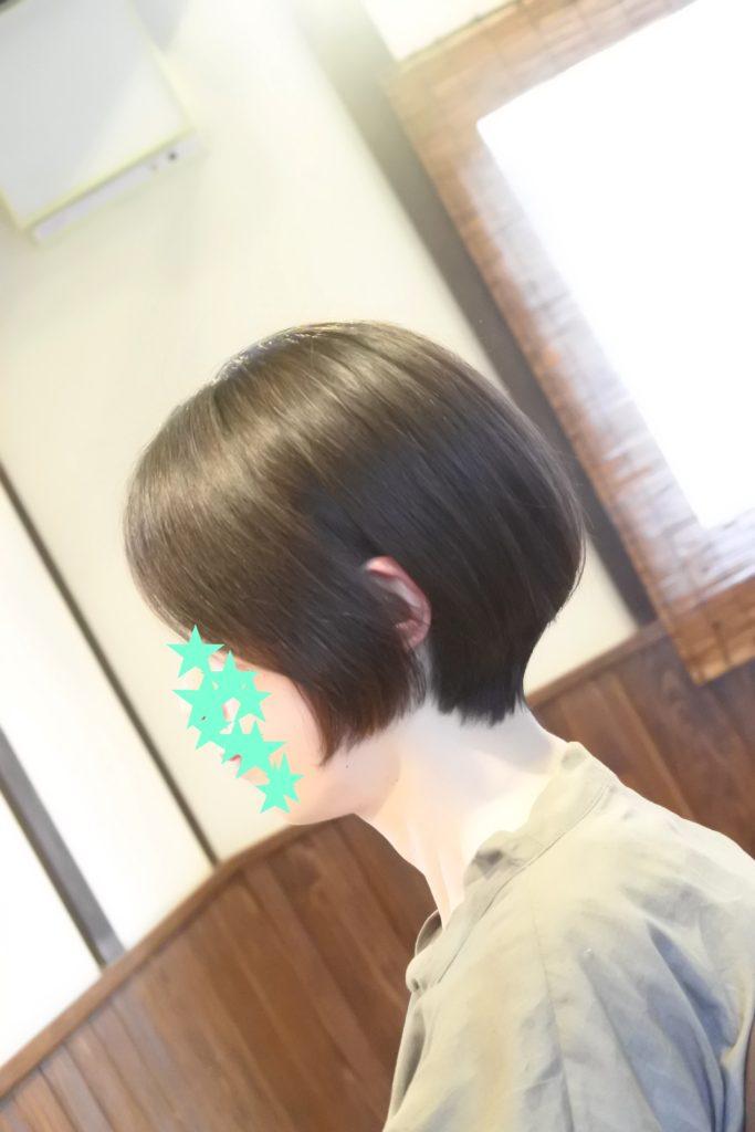 絶壁頭が気になる方やヘアスタイルは横から見たときの骨格美が大事な方へ