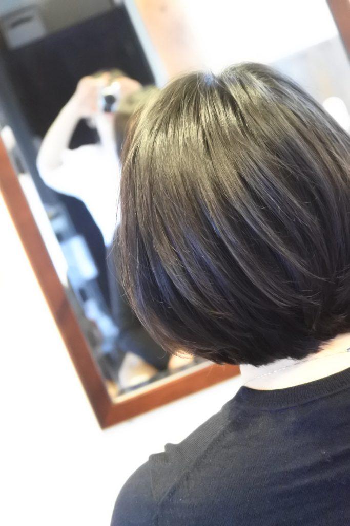 くせ毛のお手入れストレスを緩和するカット