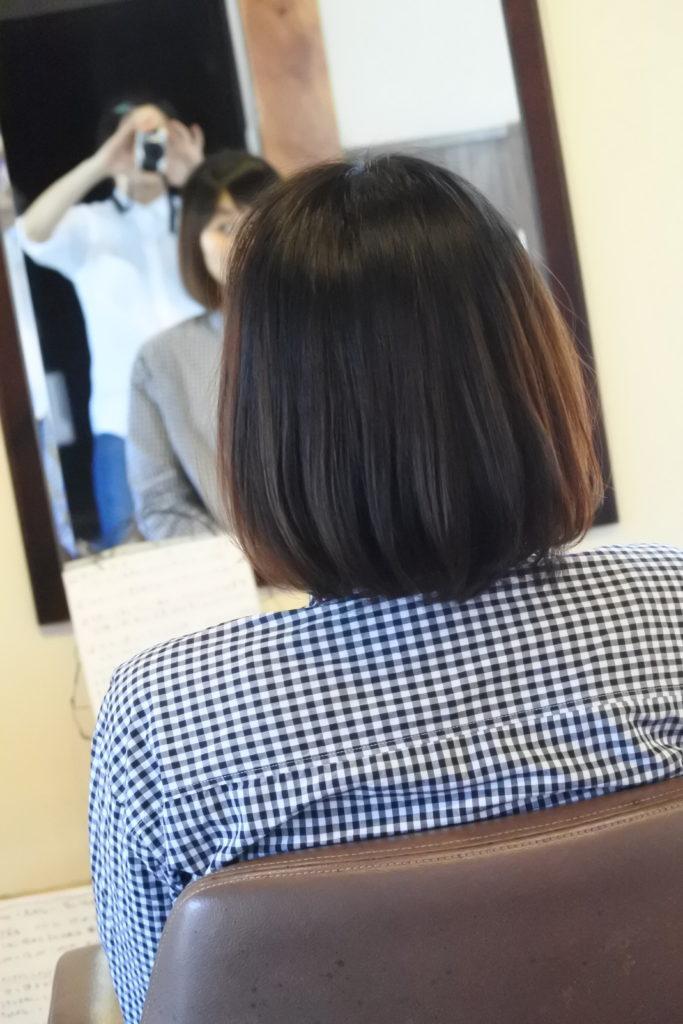 ストパン縮毛矯正、デザイン矯正の注意点、ご理解ください。