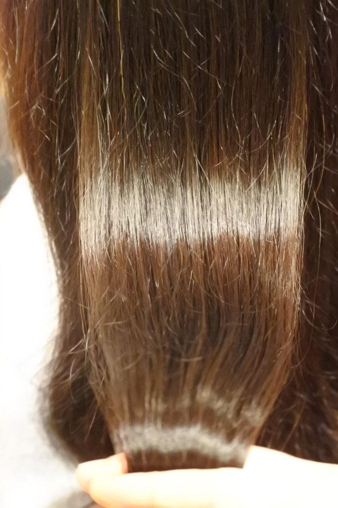 傷んだ髪のヘアスタイルが決まらない方へヘナトリートメント