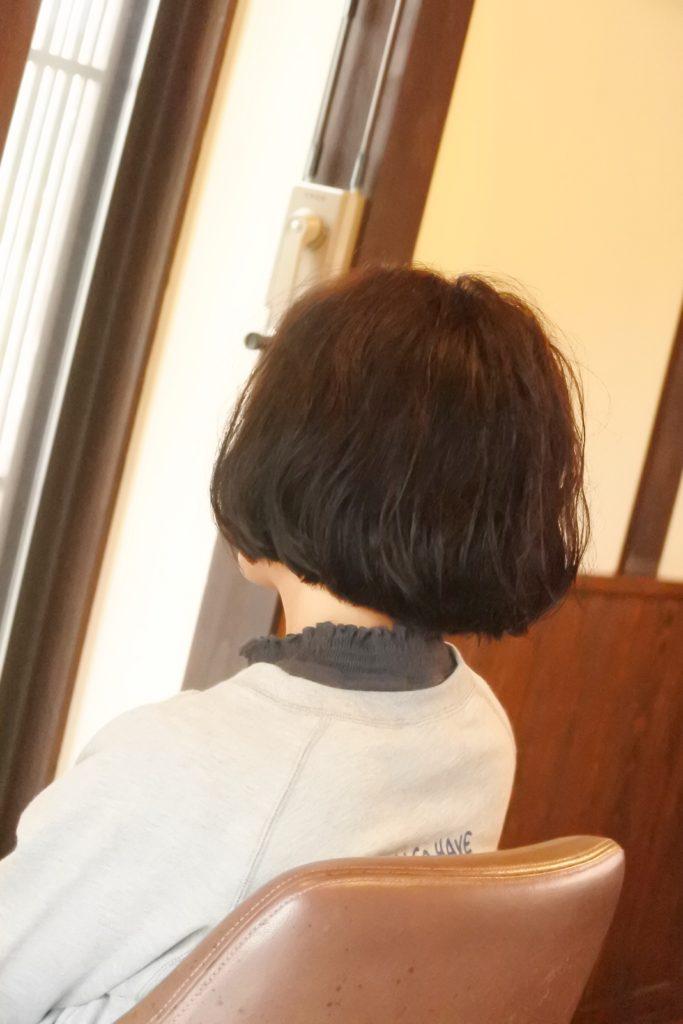 そのままクセ毛を生かす方法