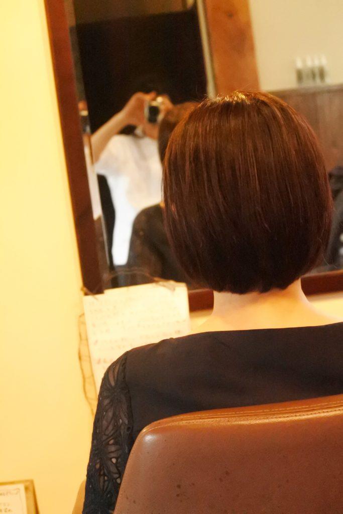 短く切ると膨らむ髪が手に負えなくなった経験がある方へ