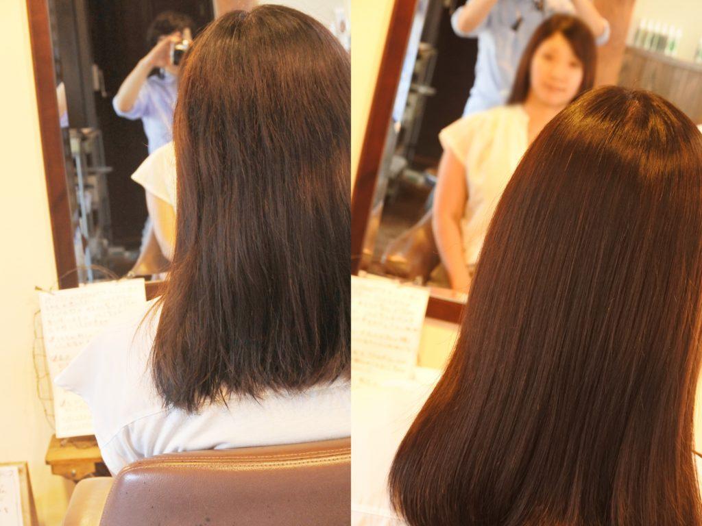 RitaNicoから縮毛矯正前のお願い。